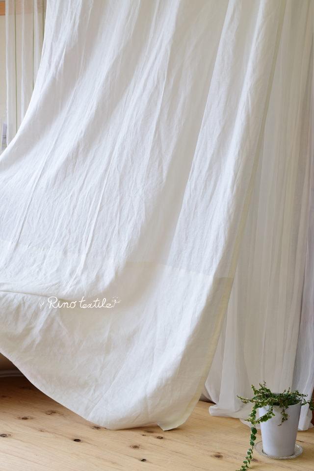 エコカラットに合うカーテン リノポワール