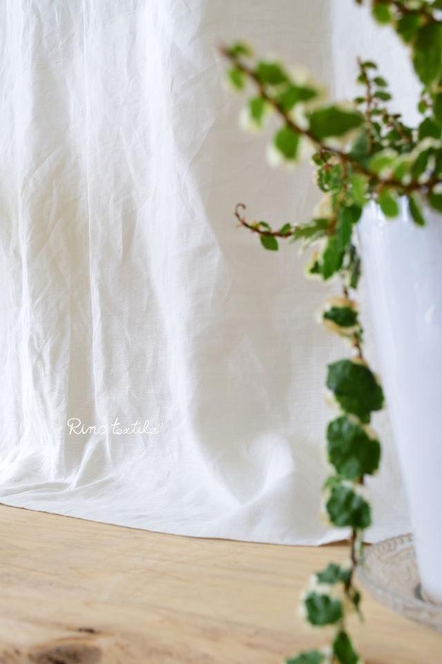 珪藻土に合うカーテン リノポワール