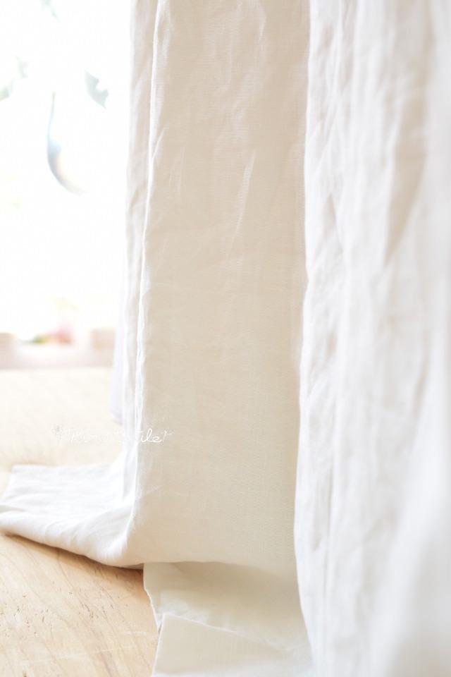 縫製がきれいなカーテン