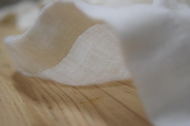 リノナチュラル ホワイト 裾 2