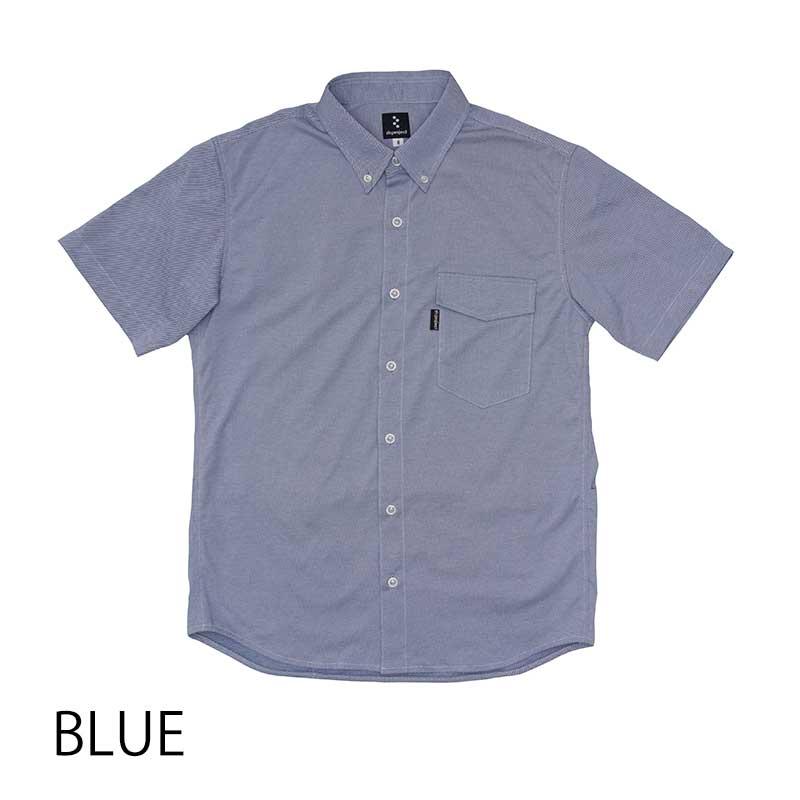 【ノースウェットBIZシャツ】ボタンダウンシャツ 汗染み防止加工 吸汗速乾 背ポケット 日本製 No.2164【送料無料】