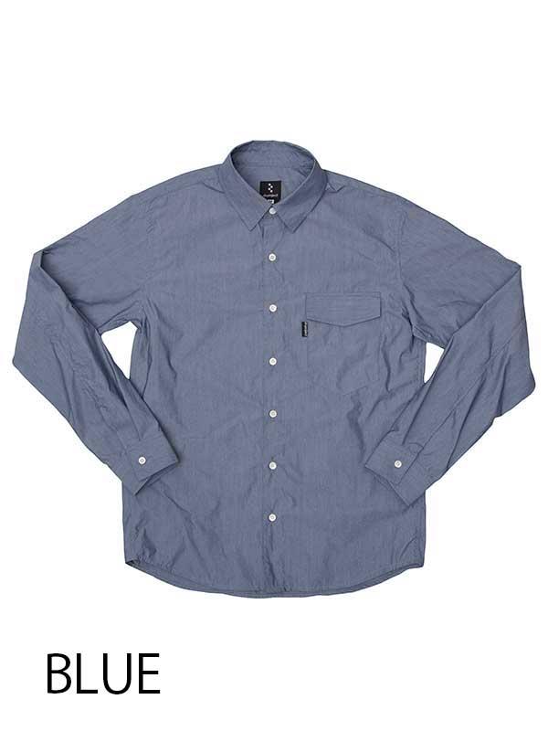 【プロツアラーシャツ】コーデュラナイロン 背ポケット 長袖 吸汗速乾 高耐久性 リンプロジェクト 日本製 No2118【送料無料】