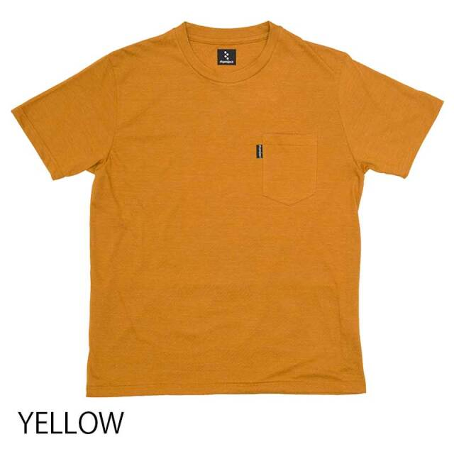 【4ポケットT】Tシャツ ポケT 胸ポケット 背ポケット 綿 ポリエステル 吸汗速乾 日本製 No.2152