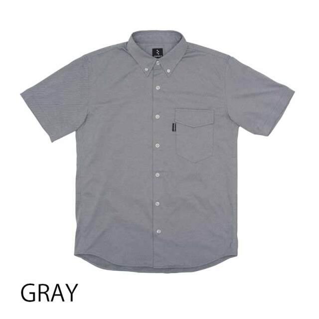 【ノースウェットBIZシャツ】ボタンダウンシャツ 汗染み防止加工 吸汗速乾 背ポケット 日本製 No.2164