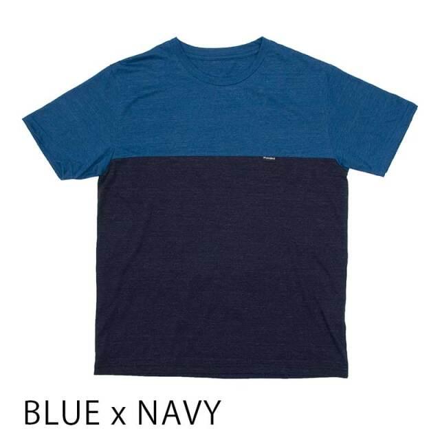 【スイッチT】Tシャツ 背ポケット 綿/ポリエステル 吸汗速乾 カジュアル ジャージ 日本製 No.2180