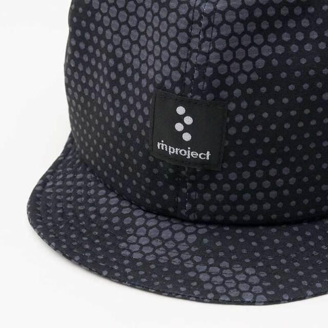 【KETTA 帽 ランダムドット】サイクルキャップ  COOLMAX 吸汗速乾 日本製 No.4539【ネコポス対応】