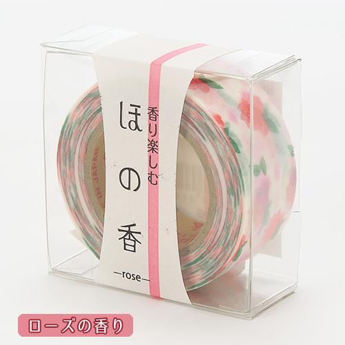 マスキングテープRink(リンク)ほの香ローズ