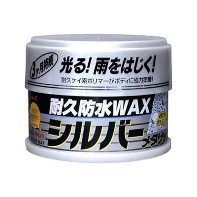 リンレイ 耐久防水ワックス シルバーメタリック 240g | WAX