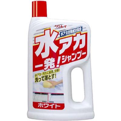 リンレイ 水アカ一発! シャンプー ホワイト 700mL | 水垢、水あか、みずあか、ミズアカ、1発