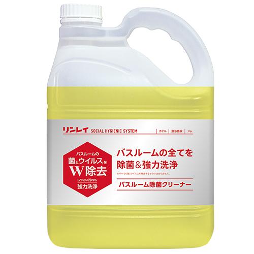 リンレイ SHSバスルーム除菌クリーナー 4L