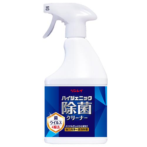 リンレイ ハイジェニック除菌クリーナー 450ml(単品)