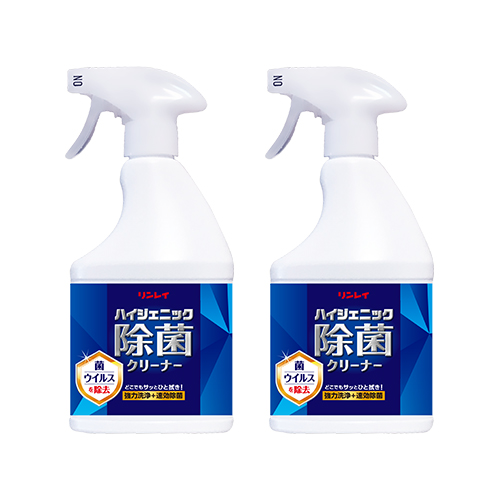 リンレイ ハイジェニック除菌クリーナー 450ml(2本セット)