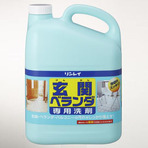リンレイ 玄関ベランダ専用洗剤 4L