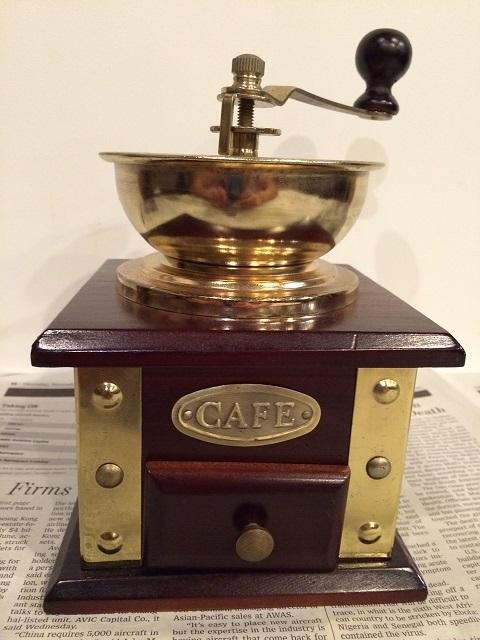 Vintage coffee mill コーヒーミル
