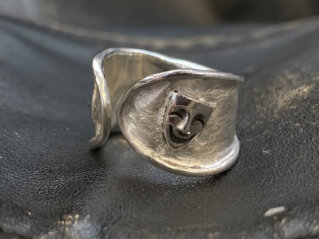 TWO FACE RING トゥーフェイスリング