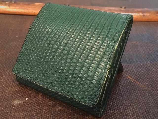 Lizard Coin Case Box リザードコインケース