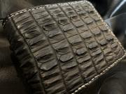 Crocodile Tail Bill Fold クロコダイルテールビルフォード