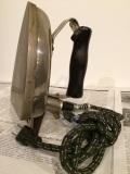 50's Vintage iron アイロン