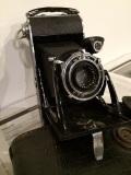 1920's ケース付 Agfa camera アグファ カメラ