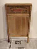 Vintage wash board ウォッシュボード