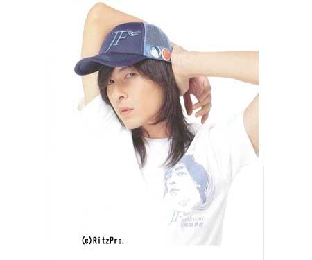 ジョセフ・チェン 台湾FC3点セット<キャップ・Tシャツ・バッジ> Sサイズ