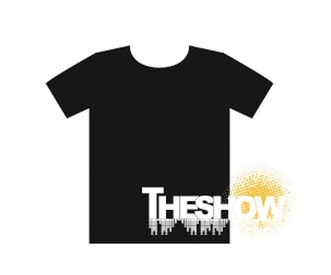 THE SHOW オリジナルTシャツ