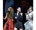 S.H.E ライブDVD「2gether 4ever Encore演唱會影音館」