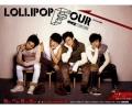 台湾盤 LOLLIPOP F (棒棒堂) アルバム2010全新專輯 四度空間