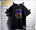 【販売終了】 MUA ROCKTシャツ (黒・Lサイズ)
