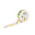 台湾雑貨 マスキングテープ パイナップル