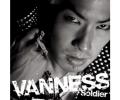 VANNESS(ヴァネス)5thシングル Soldier 通常盤(CD)