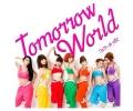 ウェザーガールズ 5thシングル Tomorrow World 初回盤A [CD+DVD]