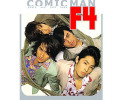 F4 写真集COMICMAN日本版
