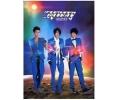 台湾盤 JPM 月球漫歩 初回限定版(再次擁有版) (CD+写真集+特製望遠鏡)