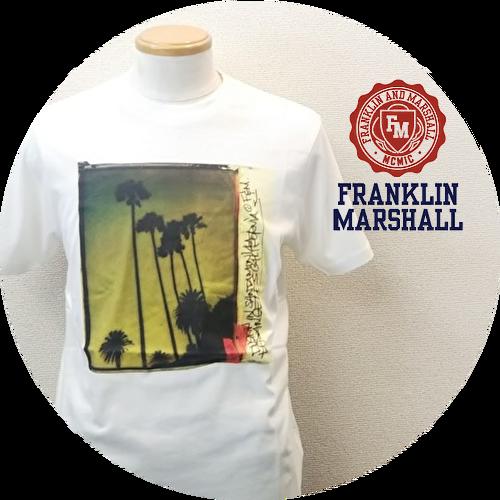 FRANKLIN&MARSHALL(フランクリンマーシャル) Tシャツ 通販/販売 愛知県豊橋市 RLISP(リスプ)