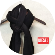 DIESEL(ディーゼル) マフラー 通販 | 愛知県豊橋市セレクトショップ RLISP(リスプ)