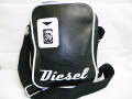 『特別価格』 DIESEL(ディーゼル) ブレイブマンミニショルダーバッグ(ブラック)正規品