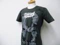 『特別価格』 DIESEL(ディーゼル) デザインプリント半袖TシャツSYRIAN(グレー) S/M/L 正規品