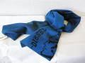 『特別価格』 DIESEL(ディーゼル) ブレイブマンマフラー(ブルー)00S4ML正規品/男女兼用/プレゼントに♪ペアにも♪