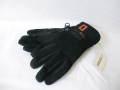 『特別価格』 DIESEL(ディーゼル)切り替え ロゴデザイングローブ/手袋(ブラック) 正規品00DHU6 00HXJ 900