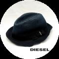 DIESEL(ディーゼル) 帽子/ハット 通販/販売 愛知県豊橋市 RLISP(リスプ)