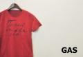 GAS(ガス) Tシャツ 通販 モーダリジオ | 愛知県 豊橋市 RLISP(リスプ)