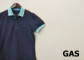 GAS(ガス) ポロシャツ 通販 モーダリジオ | 愛知県 豊橋市 RLISP(リスプ)