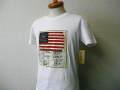 『特別価格』 DENIM&SUPPLY Ralph Lauren(デニム&サプライ ラルフローレン) パッチデザイン半袖Tシャツ (ホワイト) M/L