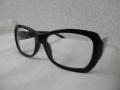 『特別価格』 RLISP(リスプ) 伊達メガネ サングラス スクエア型(ブラック) ユニセックスおしゃれメガネ 人気モデル