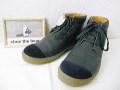『特別価格』shoe the bear(シューザベア) Dandy ll Blue(紫系)/キャンバスXスエードハイカットシューズ /EU42(26.5cm~27cm)/EU44(27.5~28cm)