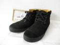 shoe the bear(シューザベア) レザーショートブーツ(ブラック) /EU42(26.5-27cm) EU44(27.5-28cm)