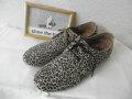 『レディース』 shoe the bear(シューザベア)レオパード本革レザーローファー /EU36(23cm)/EU37(23.5cm)/EU38(24cm)/EU39(24.5cm)