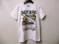 『特別価格』 SWEET YEARS(スウィートイヤーズ) スニーカーデザイン半袖Tシャツ(ホワイト) S/M