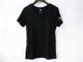 『ラストクリアランス!大処分価格!』 jastin makin (ジャスティンメイキン) x RLISP 赤カモフラスカル刺繍カットオフデザイン半袖Tシャツ(ブラック) S/M/L